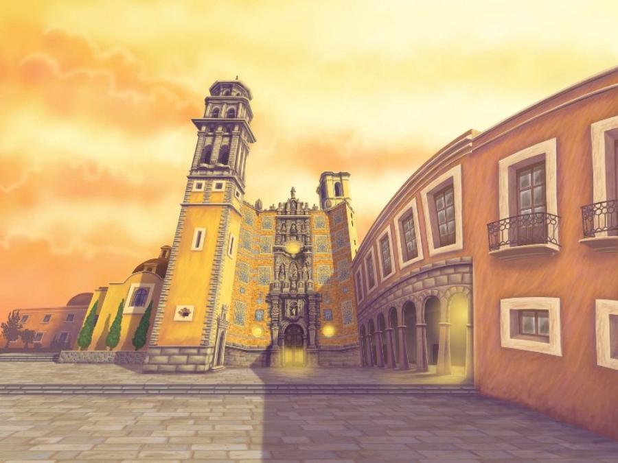 La Leyenda de la Nahuala anima Puebla