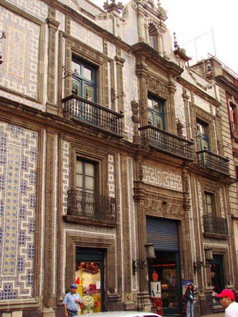 Palacio De Los Azulejos Recorri2