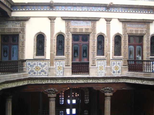 Palacio de los azulejos recorri2 for Sanborns azulejos historia